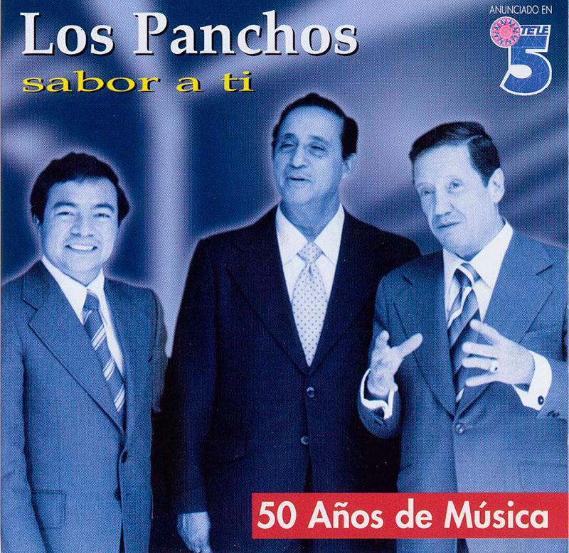 32-Los Panchos Sabor a ti
