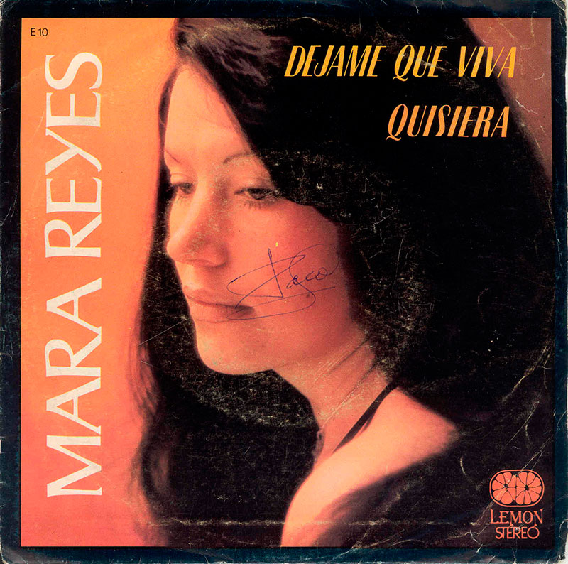 2-Single original Mara Reyes