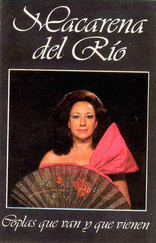 2-Macarena del Río también grabó Conciencia.