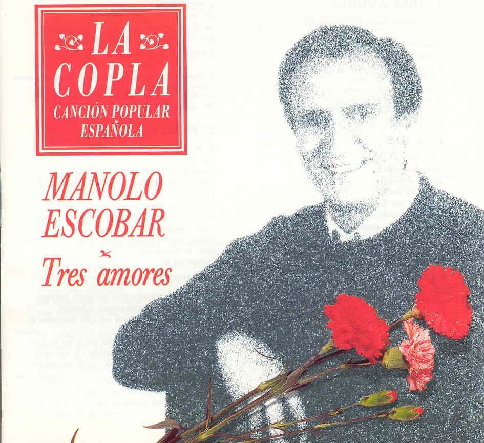 3-La Copla Canción Popular Española.