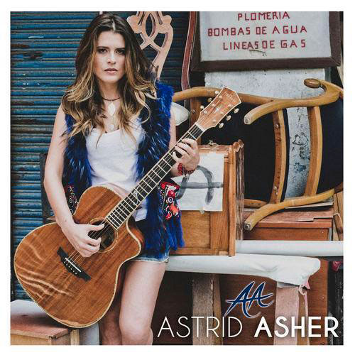 37-Astrid Asher portada CD que incluye Esta cobardía, muy buena versión.