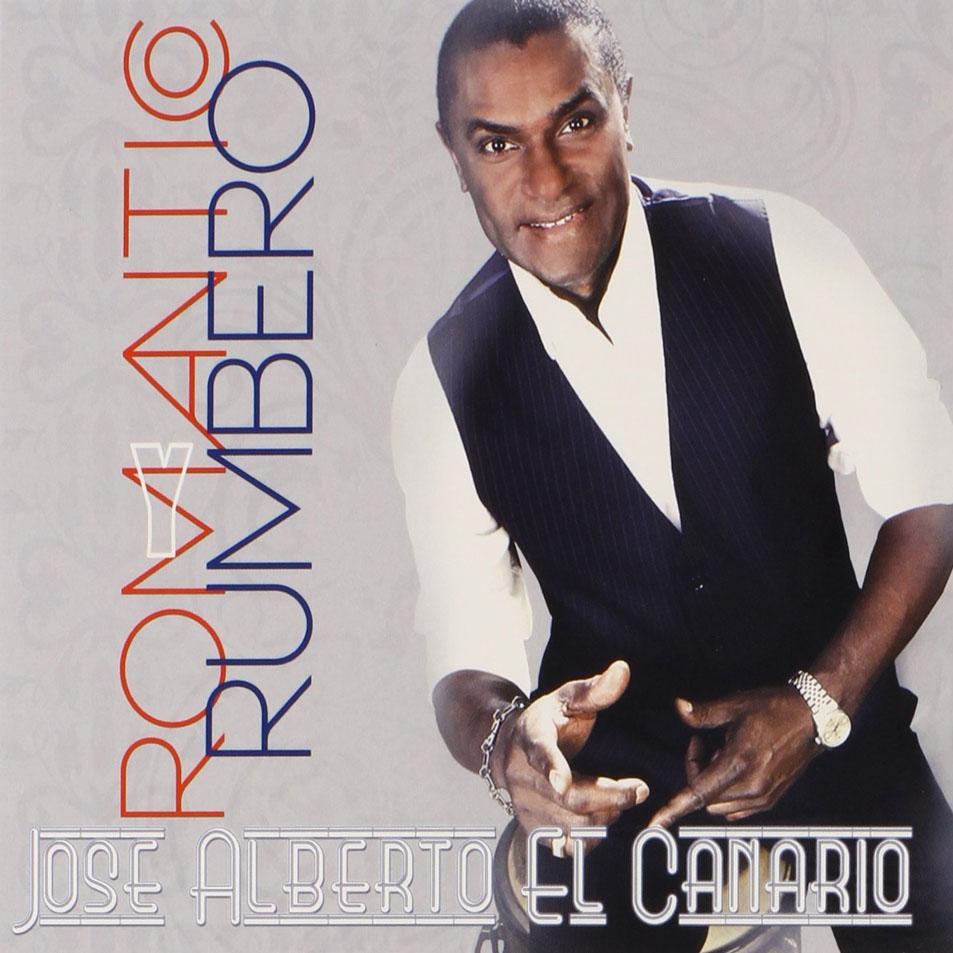 4-José Alberto El Canario cd Rumbero Romántico. Puerto Rico.