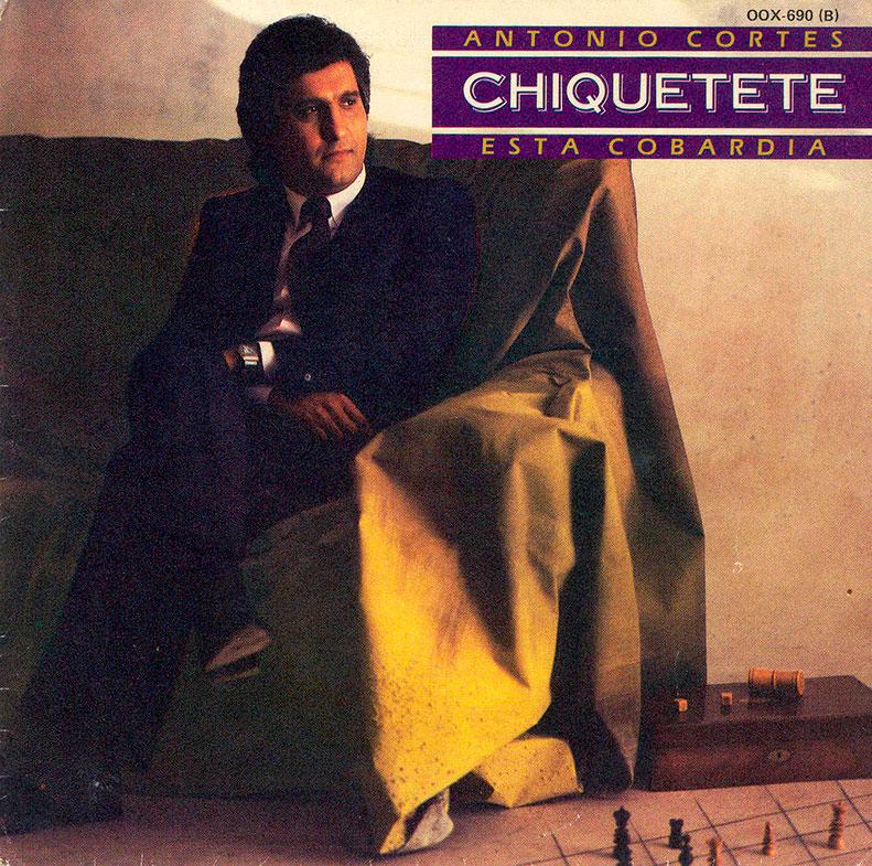 1-Single original año 1984. Primer cantante que la grabó.