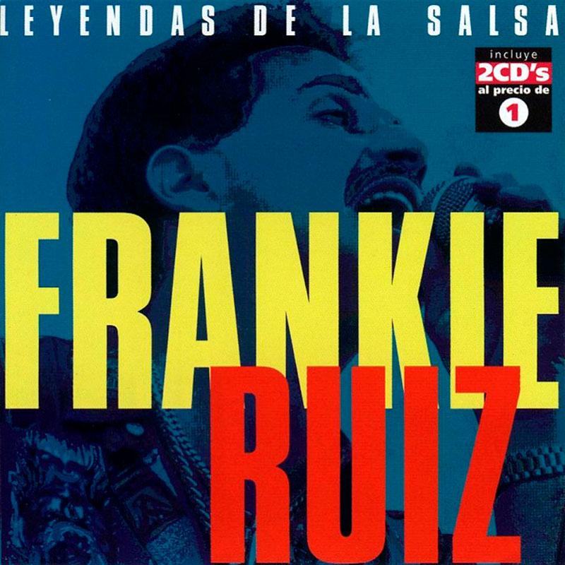 23-Frankie Ruiz Leyendas de la Salsa