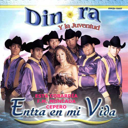 45-CD Dinora y la Juventud.