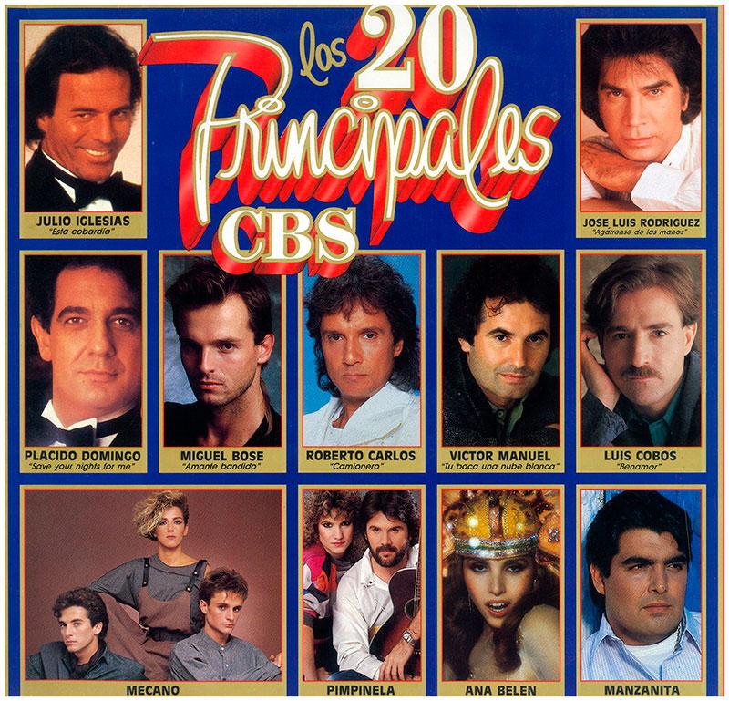 11-Los 20 Principales CBS