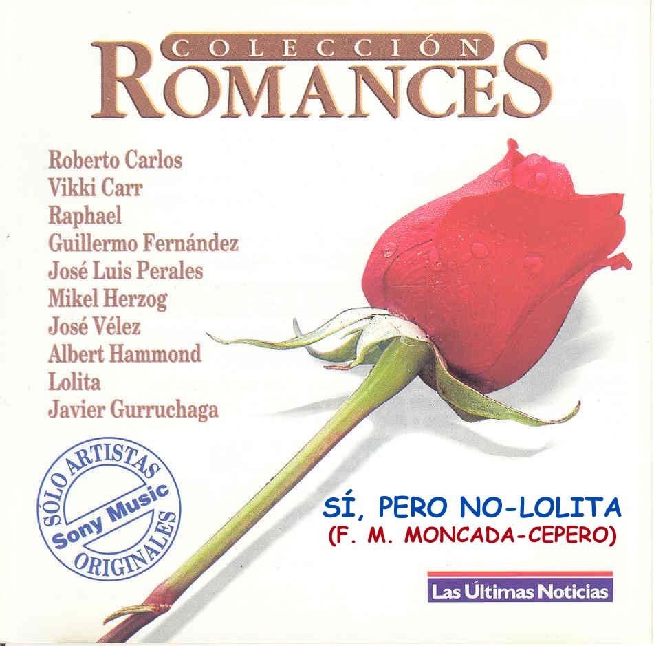 6-Colección Romances (América Latina) Lolita.