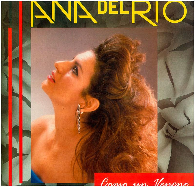 2-También ANA DEL RÍO grabó RECUERDOS, SÓLO RECUERDOS.