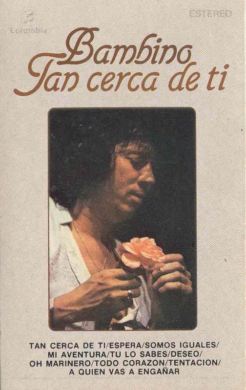 1-Caset original que incluye TENTACIÓN.