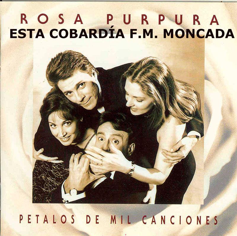 59-Rosa Púrpura. Pétalos de mil Canciones