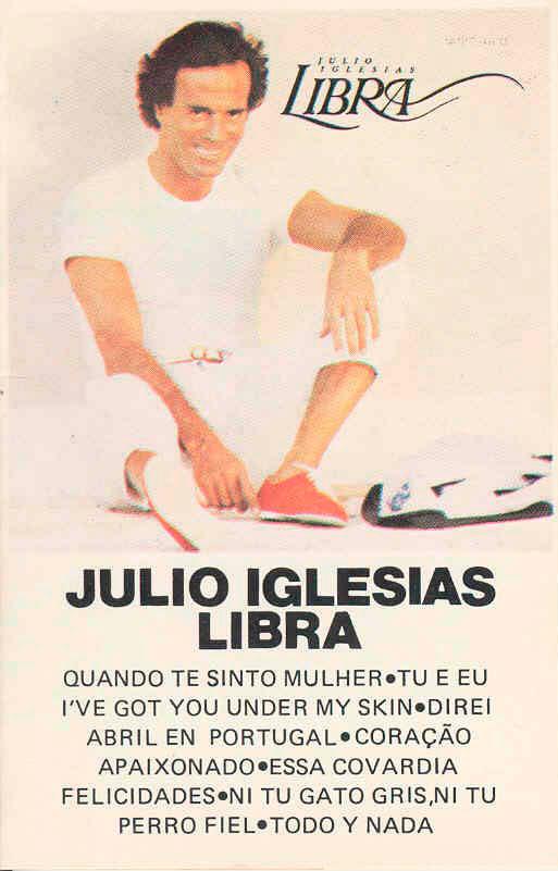 13-Carátula caset original Esta Cobardía en portugués.
