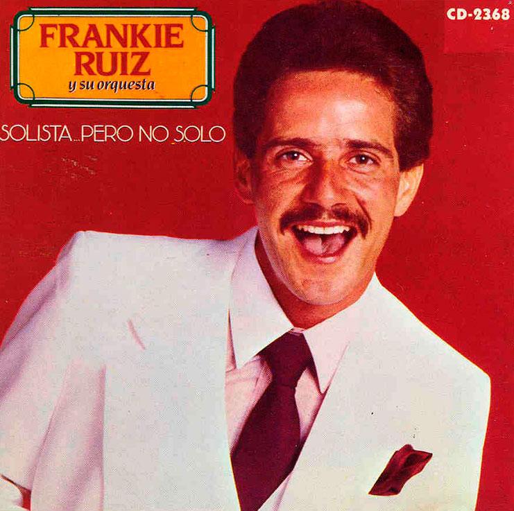 19-CD Frankie Ruiz año 1985