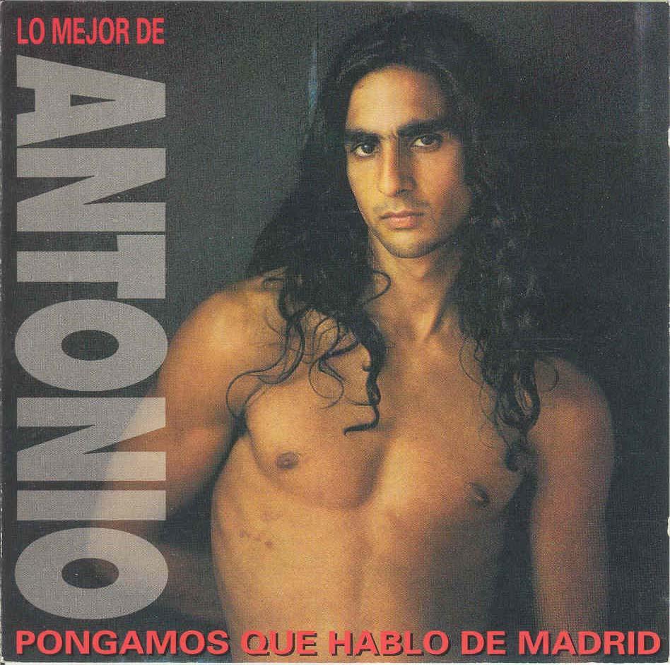 2-CD Lo Mejor de ANTONIO que contiene LIBRE.