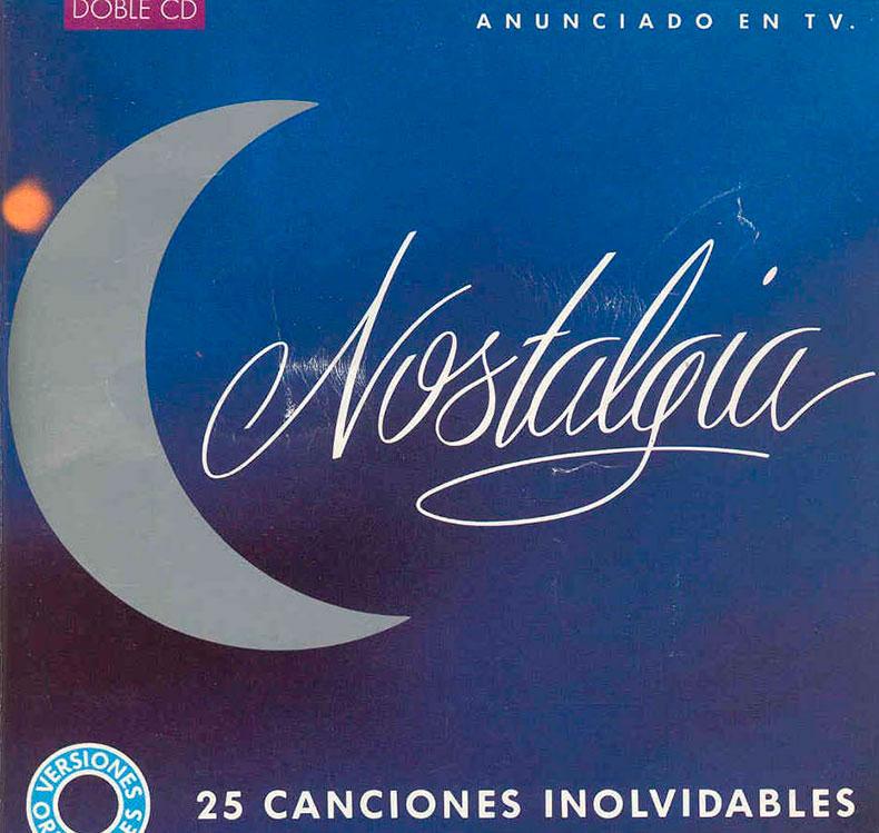 41-Nostalgia 25 Grandes Canciones.