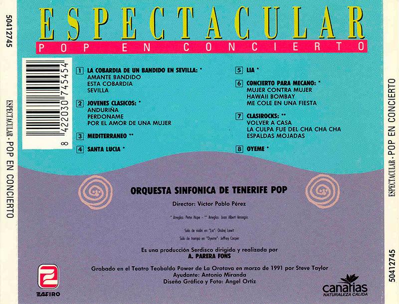 35-Orquesta Sinfónica Tenerife Pop en concierto trasera.