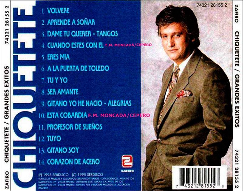 7-Contraportada CD Grandes Éxitos.