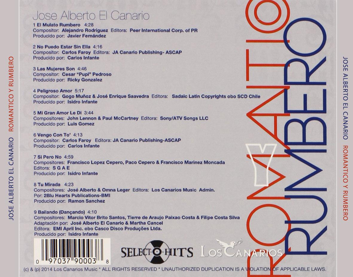 5-José Alberto El Canario créditos CD.