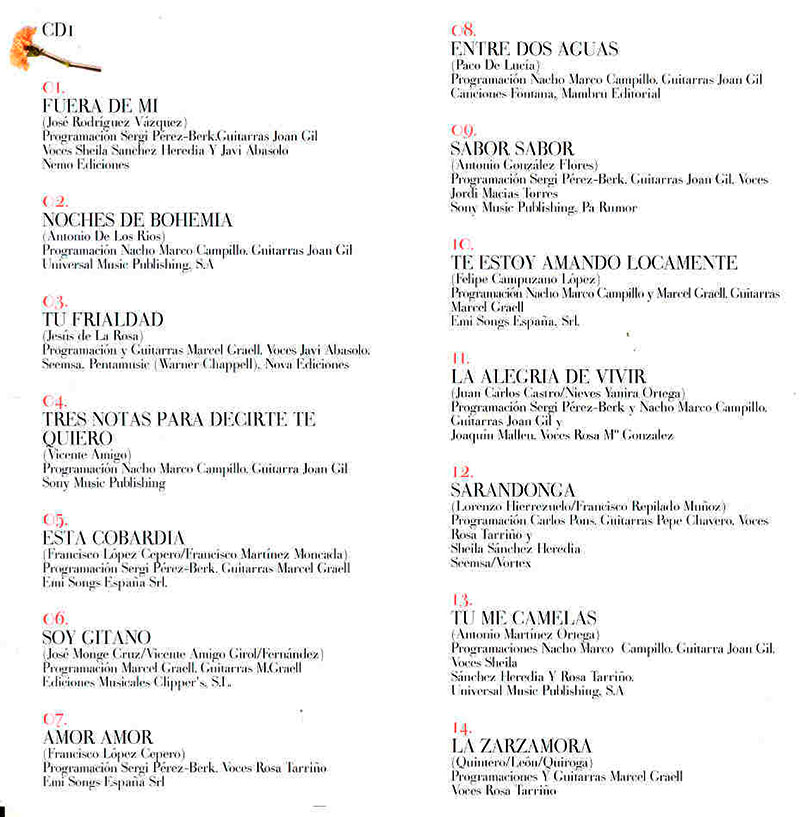39-Créditos CD Alma Chill Out.