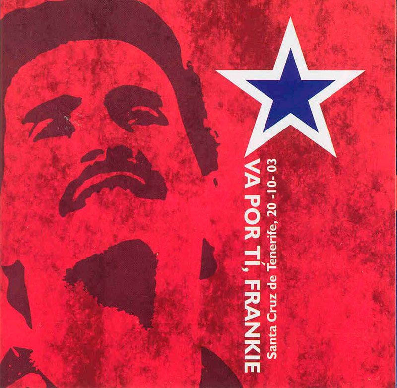 27-Homenaje a Frankie Ruiz en Tenerife.