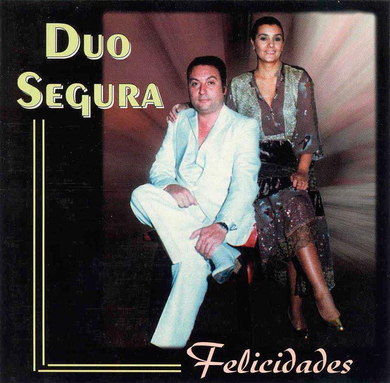 1-CD que contiene Amor embustero, Dúo Segura.